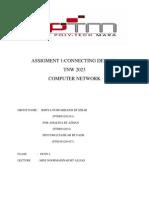 ASSIGMENT 1 Computer Network