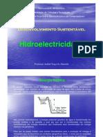 Hidroelectricidade PPEE Nov 08 Short