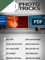 10 Photo Tricks