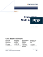 Crude Oil in North America