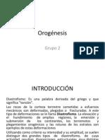 Orogénesis