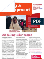 Ageing and Development 31