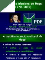 Pesquisa em EF 2012 a dialética idealista de Hegel