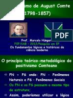 Pesquisa Em EF o Positivismo de Comte 2012