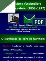 Pesquisa Em EF o Positivismo Funcionalista 2012