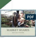 Evaluation Plan - Market Shares - Kelley Lanzet