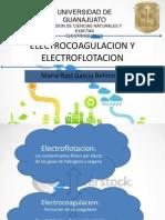 ELECTROCOAGULACION Y ELECTROFLOTACION