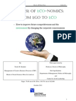 Ego to Eco Thesis