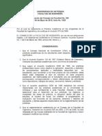 Acuerdo 242 Prcticas Acadmicas