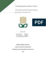 Pengolahan Air Limbah Dengan Proses Biofilter TUGAS