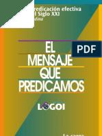 ElMensajeQuePredicamos_Completo