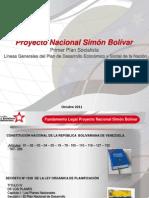 Proyecto Nacional Simon Bolivar 2007-2013 ADRIA2
