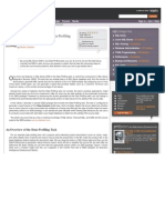 SQL Server 2008 Ssis Data Profiling Task