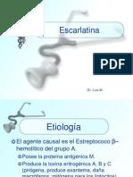 Escarlatina