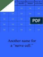 Nervous Jeopardy