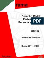 Programa Civil