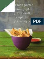 Clarkson Potter - Fall 2012 Catalog