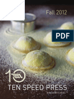 Ten Speed Press Fall 2012 Catalog