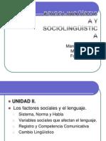4 PPT Psicolingjistica y Sociolinguistica NORMA SISTEMA HABLA