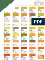 RAL Colour Profile