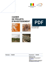 CAHIER4 Projets Investissement GOANA ELEVAGE