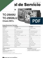 Panasonic Tc 29ag9lu