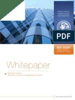 Iso22301 Whitepaper