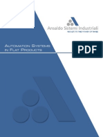 Automation Systems in Flat Products White Paper