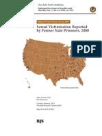 BJS - Former State Prisoners Study