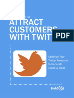How to Attract Customers With Twitter