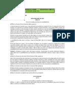Sentencia C-288 de 2012