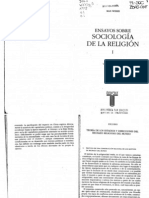 Weber+ +Sociologia+de+La+Religion