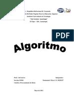 Algoritmo M