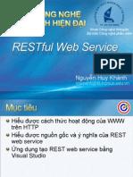 LTHD 03 RESTful Web Service