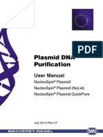 MN Plasmid Kit