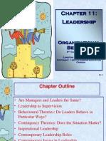 Leadership Presentation Example
