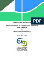 Fresadora CNC Didtica