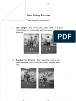 Jump Training Exercises