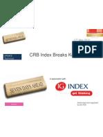 CRB Index 4 IG