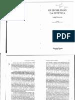 Os Problemas da Estética - Luigi Pareyson