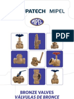 Mipel - Catálogo Válvulas