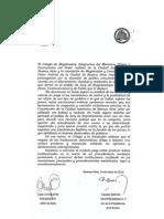 Declaracion conjunta