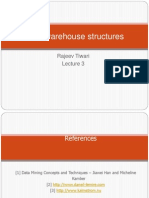 Lecture 3 Data Warehouse Structures