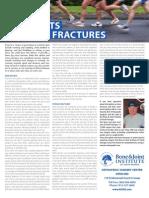 Shin Splints & Stress Fractures