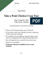 Coop Tour Directory 2012