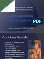 Habilitación Labs - Conduccion Inspecciones
