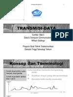 TRANSMIS data