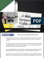 CHEM 430 NMR Spectroscopy Chapter 5