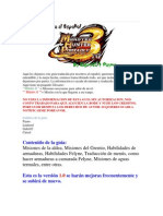 Guia Monster Hunter 3rd