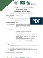 Program Vaccinology2012